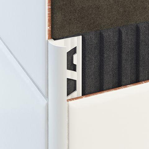 All-Curve White PVC