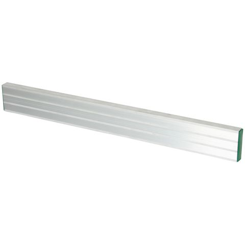 Plain Aluminium Straight Edge