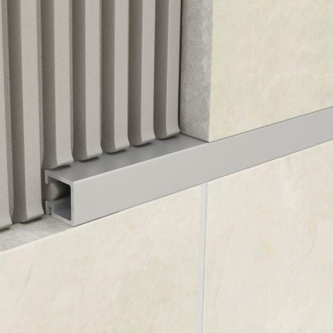 All-Deco Aluminium Matt Silver