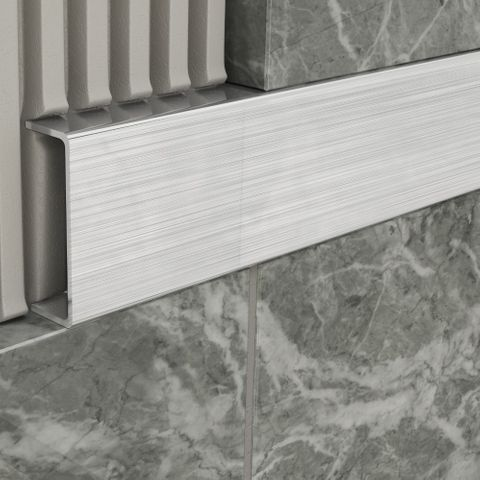 All-Deco Stainless Steel Brushed