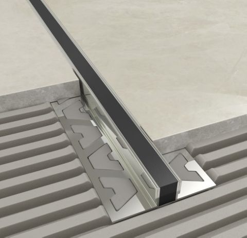 Stainless Steel Expansion Joints - Black Neoprene