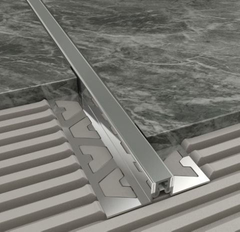 Stainless Steel Movement Joints - Grey Neoprene