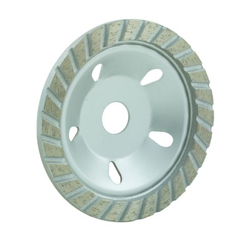 OTEC Contractor Turbo Cup Grinding 105mm Wet/Dry