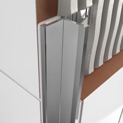 Birdsmouth Profile Bright Silver