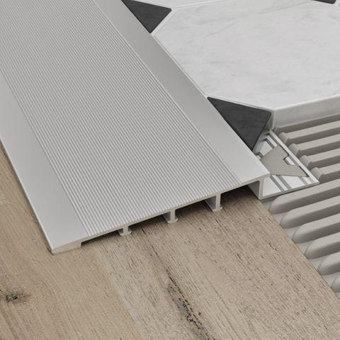 All-Ramp Aluminium Matt Silver