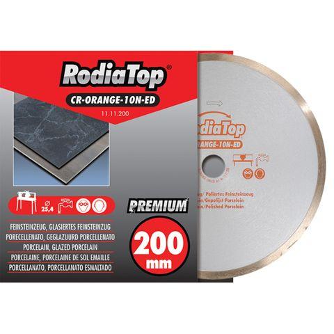 Premium Rodia Continuous Rim Blade