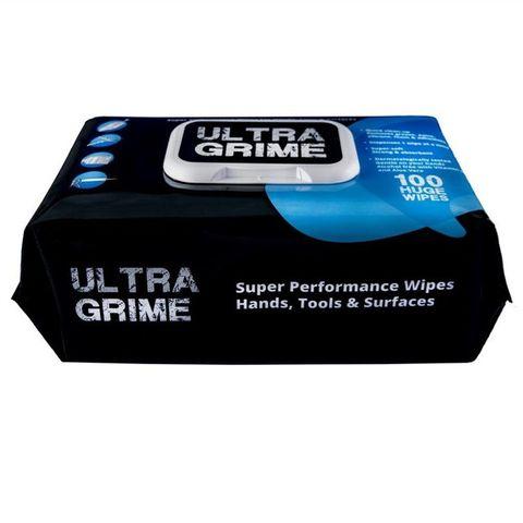 Ultragrime Industrial Wipes
