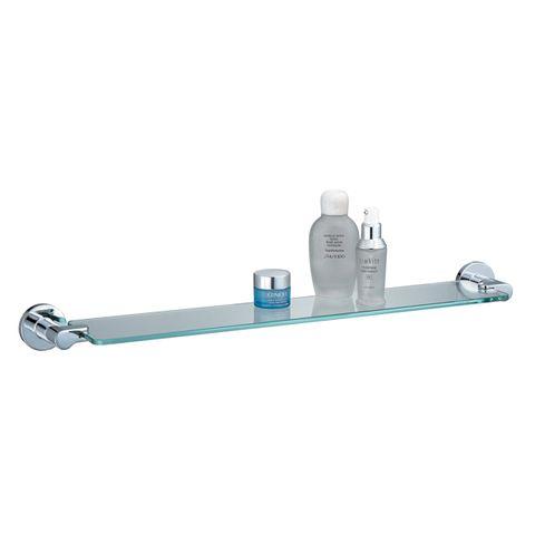 Corto Glass Shower Shelf