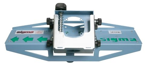 Sigma Jolly Edge with M14 spindle