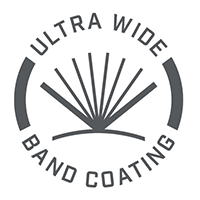 Ultra-Wide Band Coating