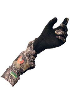 Primos Stretch-Fit Gloves w SureGrip
