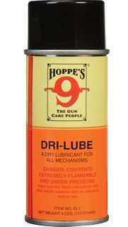 Hoppes Dri-Lube Aerosol Can        :DG10
