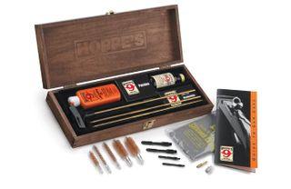 Hoppes Wood Case Kit-Rifle/Shotguns:DG10