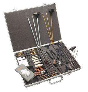 Hoppes Prem Cleaning Kit In Alum Brfcase