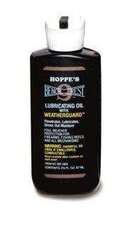 Hoppes Bench Rest Lube Oil 2.25oz / 67ml