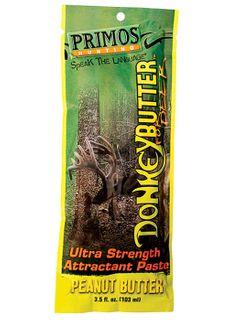 Primos Donkey Butter Peanut 3.5oz