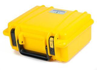 Seahorse SE300 Case Yellow w/Foam