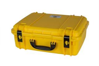 Seahorse SE720 Case Yellow w/Foam