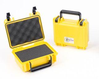 Seahorse SE120 Case Yellow w/Foam