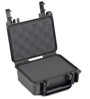 Seahorse SE120 Case Black w/Foam