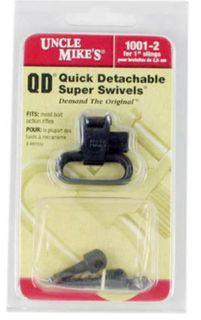 """U/Mikes Swivels QD 115 1"""" w/Machine Scrw"""