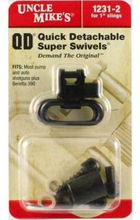 Uncle Mikes Swvls QD 115 MCS 1""