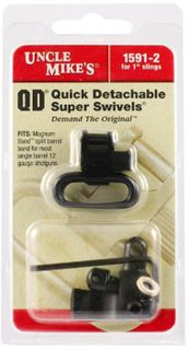 Uncle Mikes Swvls QD 115 SG-1 1""