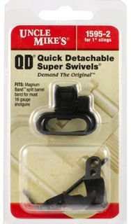 Uncle Mikes Swvls QD 115 SG-3 1""