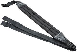"B/Crk Nylon Sling RifleCartrdge Bk 48x1"""
