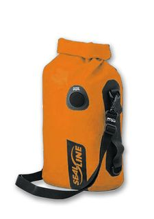 SL Discovery Deck Bag, 10L - Orange