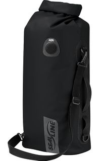 SL Discovery Deck Bag: 50L - Black*