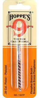 Hoppes Bronze Brushes .38 Caliber Pistol