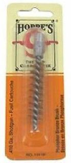Hoppes Bronze Brushes .35 Caliber/9mm