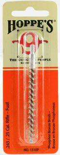 Hoppes Bronze Brushes .243/.25 Caliber