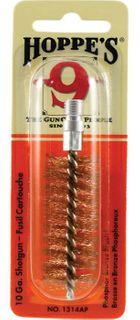 Hoppes Bronze Brushes 10 Gauge