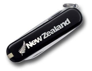 Victorinox Classic NZ Fern Black 0.62233