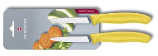 Victorinox Paring Knife Yellow 2 Pack