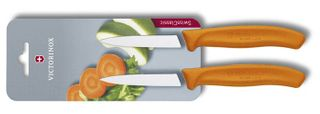 Victorinox Paring Knife Orange 2 pack