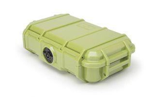 Seahorse SE56 Case Green w/Foam