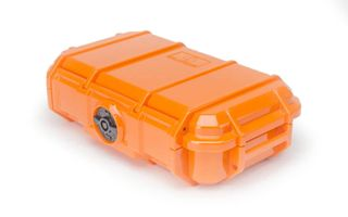 Seahorse SE56 Case Orange w/Foam