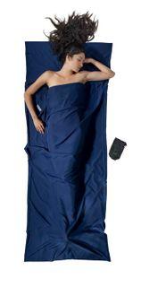 Cocoon M/fibre Travelsheet Blue