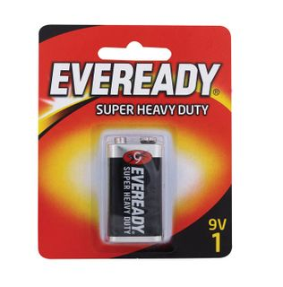 Eveready S' Heavy Duty Batteries 9V 1/pk
