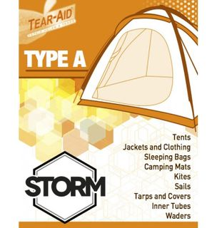 Storm Tear-Aid Fabric Repair Tape (std)*