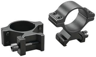 Tasco 30mm Alum Rings, Medium