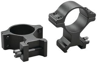 Tasco 30mm Alum Rings, High