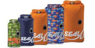 SL Blocker PurgeAir Dry Sack 5L Orng*