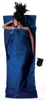 Cocoon Cotton Travelsheet Blue