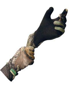 Primos StretchFit Glove SureGrip MOBU
