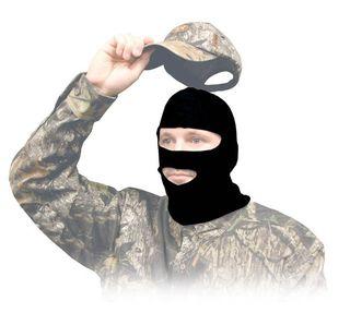 Primos StretchFit Face Mask FullHood Blk