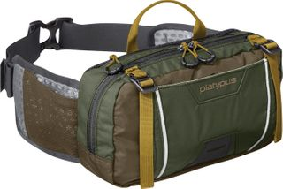 Platy Chuckanut Hip Pack: Green Rngr